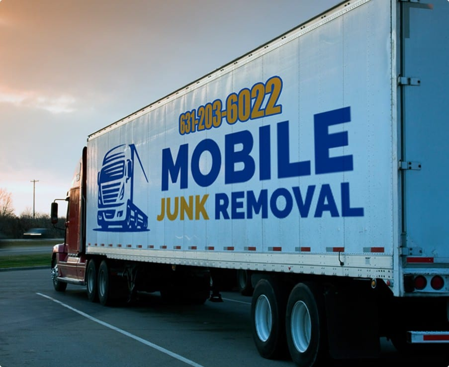 Mobile Junk Removal Truck Service